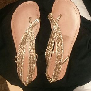 Jessica Simpson Beaded Sandle